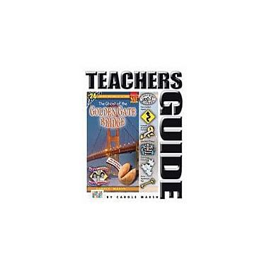 Gallopade International The Ghost of the Golden Gate Bridge Mystery Teacher's Guide Workbook, Grade 4 - Grade 6 [eBook]