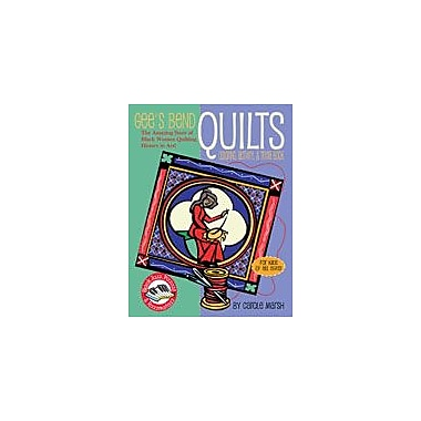 Gallopade International Gee's Bend Quilts History Workbook, Grade 3 - Grade 8 [eBook]
