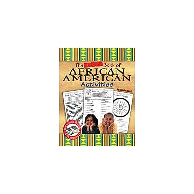 Gallopade International The Big Book of African American Activities History Workbook, Grade 2 - Grade 6 [eBook]
