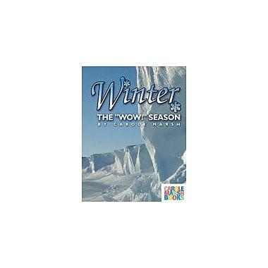 Gallopade International Winter, the Wow Season Reading & Writing Workbook, Grade 1 - Grade 8 [eBook]