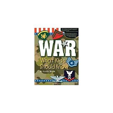 Gallopade International War: What Kids Should Know History Workbook, Grade 2 - Grade 8 [eBook]