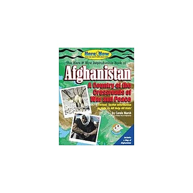Gallopade International Afghanistan: A Country At the Crossroads of War and Peace History Workbook, Grade 3 - Grade 6 [eBook]