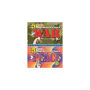 Gallopade International 20 Good Things Kids Can Do In Times of War and Peace Workbook, Grade 3 - Grade 6 [eBook]