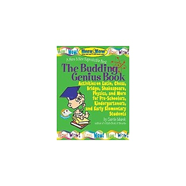 Gallopade International The Budding Genius Book of Reproducible Activities Workbook, Kindergarten - Grade 6 [eBook]