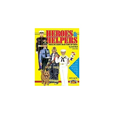 Gallopade International Heroes & Helpers Social Studies Workbook, Grade 2 - Grade 8 [eBook]