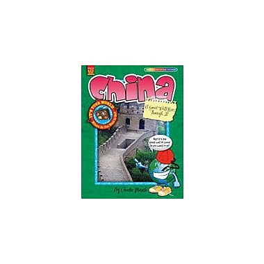 Gallopade International China: A Great Wall Runs Thru It! Social Studies Workbook, Grade 3 - Grade 8 [eBook]