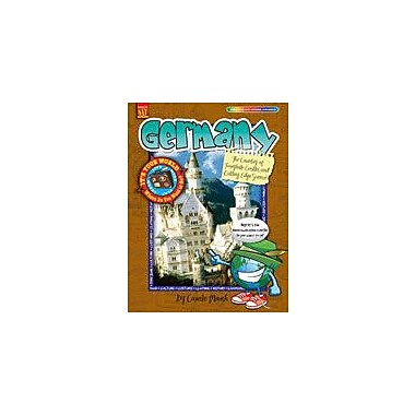 Gallopade International Germany: the Country of Fairytale Castles and Cutting Edge Science! Workbook, Grade 3 - Grade 8 [eBook]
