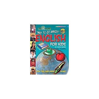 Gallopade International Way to Go Amigo! English for Kids Social Studies Workbook, Grade 2 - Grade 6 [eBook]