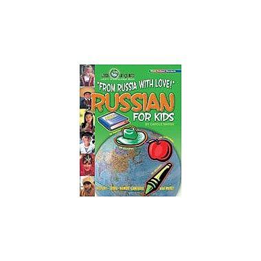Gallopade International From Russia With Love! Russian For Kids Social Studies Workbook, Grade 2 - Grade 6 [eBook]