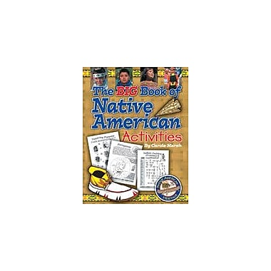 Gallopade International Big Book of Native American Activities Social Studies Workbook, Grade 2 - Grade 6 [eBook]