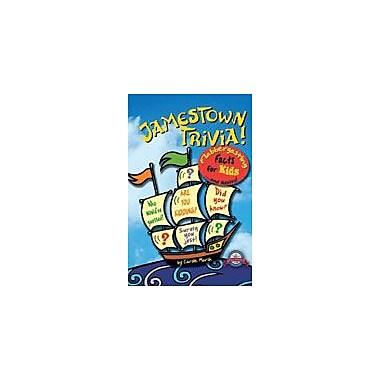 Gallopade International Jamestown Trivia History Workbook, Grade 2 - Grade 12 [eBook]