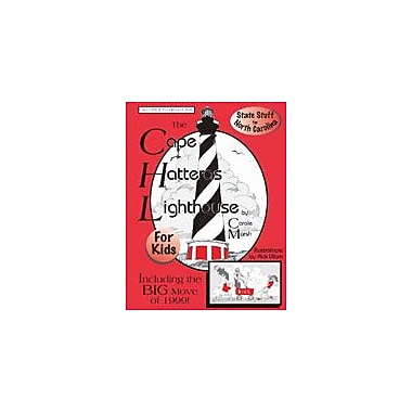 Gallopade International The Cape Hatteras Lighthouse Book for Kids Geography Workbook, Kindergarten - Grade 2 [eBook]
