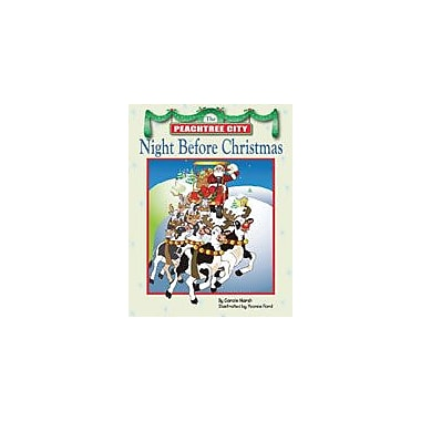 Gallopade International The Peachtree City Night Before Christmas Book Social Studies Workbook, Kindergarten - Grade 2 [eBook]