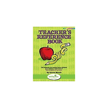 Gallopade International The Writing Tree Teacher's Reference Book Reading & Writing Workbook, Grade 3 - Grade 8 [eBook]