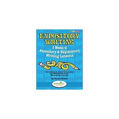 Gallopade International Expository Writing: 5 Weeks of Expository & Explanatory Writing Lessons Workbook [eBook]
