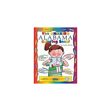 Gallopade International The Awesome Alabama Coloring Book! Social Studies Workbook, Kindergarten - Grade 2 [eBook]