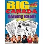 Gallopade International The Big Canada Reproducible Activity Book Geography Workbook, Grade 3 - Grade 8 [eBook]