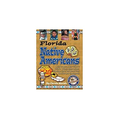 Gallopade International Florida Native Americans Social Studies Workbook, Grade 3 - Grade 8 [eBook]