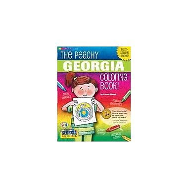 Gallopade International The Peachy Georgia Coloring Book! Social Studies Workbook, Kindergarten - Grade 2 [eBook]