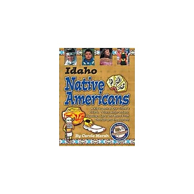 Gallopade International Idaho Native Americans Social Studies Workbook, Grade 3 - Grade 8 [eBook]