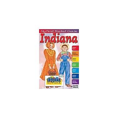 Gallopade International My First Pocket Guide About Indiana Social Studies Workbook, Grade 3 - Grade 8 [eBook]