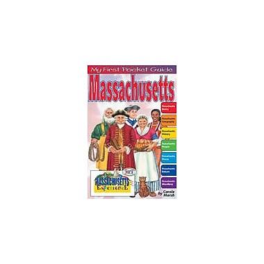 Gallopade International My First Pocket Guide About Massachusetts Social Studies Workbook, Grade 3 - Grade 8 [eBook]