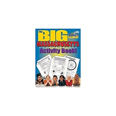 Gallopade International The Big Massachusetts Reproducible Activity Book Social Studies Workbook, Grade 2 - Grade 6 [eBook]