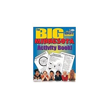 Gallopade International The Big Minnesota Reproducible Activity Book Social Studies Workbook, Grade 2 - Grade 6 [eBook]
