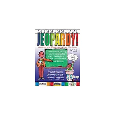 Gallopade International Mississippi Jeopardy ! : Answers & Questions About Our State! Workbook, Grade 3 - Grade 8 [eBook]