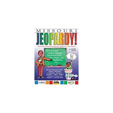 Gallopade International Missouri Jeopardy ! : Answers & Questions About Our State! Workbook, Grade 3 - Grade 8 [eBook]