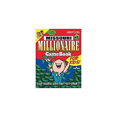 Gallopade International Missouri Millionaire Geography Workbook, Grade 3 - Grade 8 [eBook]