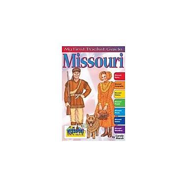 Gallopade International My First Pocket Guide About Missouri Social Studies Workbook, Grade 3 - Grade 8 [eBook]