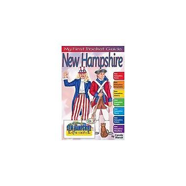 Gallopade International My First Pocket Guide About New Hampshire Social Studies Workbook, Grade 3 - Grade 8 [eBook]