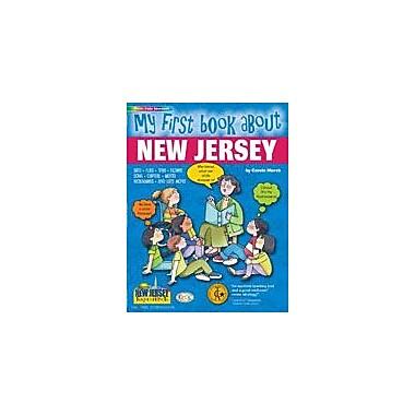 Gallopade International My First Book About New Jersey! Social Studies Workbook, Kindergarten - Grade 4 [eBook]