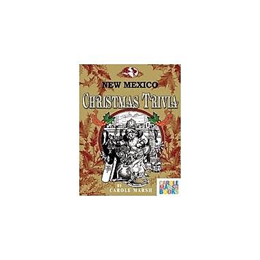 Gallopade International New Mexico Classic Christmas Trivia Health Workbook, Grade 4 - Grade 12 [eBook]