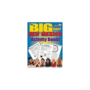 Gallopade International The Big New Mexico Reproducible Activity Book Social Studies Workbook, Grade 2 - Grade 6 [eBook]