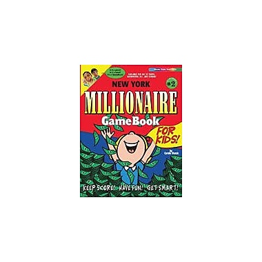Gallopade International New York Millionaire Geography Workbook, Grade 3 - Grade 8 [eBook]