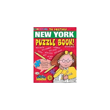 Gallopade International The Positively New York Puzzle Book Social Studies Workbook, Grade 2 - Grade 6 [eBook]