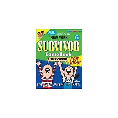 Gallopade International New York Survivor: A Classroom Challenge! Geography Workbook, Grade 3 - Grade 8 [eBook]