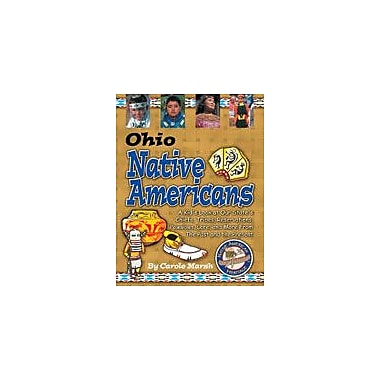 Gallopade International Ohio Native Americans Social Studies Workbook, Grade 3 - Grade 8 [eBook]