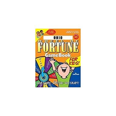 Gallopade International Ohio Wheel of Fortune! Geography Workbook, Grade 3 - Grade 8 [eBook]