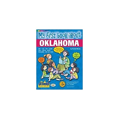 Gallopade International My First Book About Oklahoma! Social Studies Workbook, Kindergarten - Grade 4 [eBook]