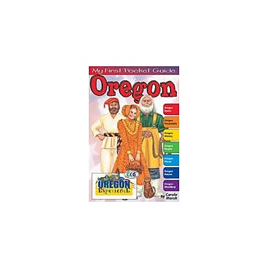 Gallopade International My First Pocket Guide About Oregon Social Studies Workbook, Grade 3 - Grade 8 [eBook]