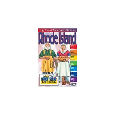 Gallopade International My First Pocket Guide About Rhode Island Social Studies Workbook, Grade 3 - Grade 8 [eBook]