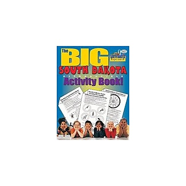 Gallopade International The Big South Dakota Reproducible Activity Book Social Studies Workbook, Grade 2 - Grade 6 [eBook]