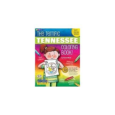 Gallopade International The Terrific Tennessee Coloring Book Social Studies Workbook, Kindergarten - Grade 2 [eBook]
