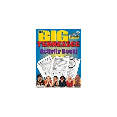 Gallopade International The Big Tennessee Reproducible Activity Book Social Studies Workbook, Grade 2 - Grade 6 [eBook]