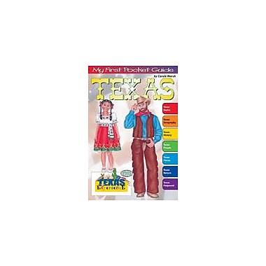 Gallopade International My First Pocket Guide About Texas Social Studies Workbook, Grade 3 - Grade 8 [eBook]