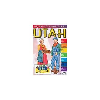Gallopade International My First Pocket Guide About Utah Social Studies Workbook, Grade 3 - Grade 8 [eBook]