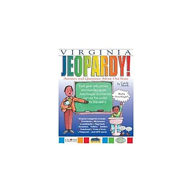 Gallopade International Virginia Jeopardy ! : Answers & Questions About Our State! Workbook, Grade 3 - Grade 8 [eBook]